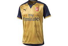 Puma Arsenal Away Jersey 2015-2016