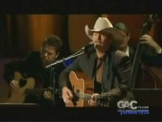Alan Jackson Performs Breathtaking Rendition Of 'I Want To Stroll Over Country Music Videos, Country Music Singers, Christian Videos, Christian Songs, Praise Songs, Worship Songs, Sound Of Music, Good Music, Trailer Peliculas