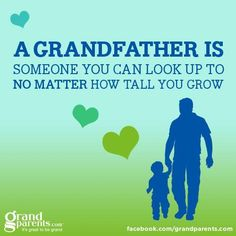 Discover and share For Grandpa Papa Fathers Day Quotes. Explore our collection of motivational and famous quotes by authors you know and love. Grandfather Quotes, Grandpa Quotes, Papa Quotes, Great Quotes, Quotes To Live By, Remember Quotes, Grandma And Grandpa, Grandpa Gifts, Grandparents Day