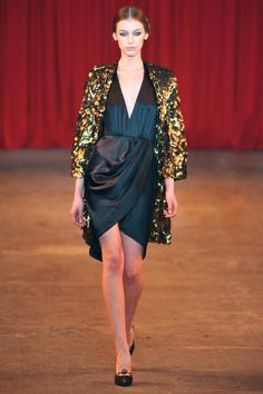 Christian Siriano Fall 2013 RTW Collection - Fashion on TheCut