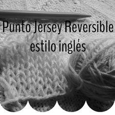 Este #punto forma una segunda capa, es tejido doble o tubular: J#ersey doble faz #tutorial #tejer #soywoolly