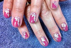 trail of tears by aliciarock - Nail Art Gallery nailartgallery.nailsmag.com by Nails Magazine www.nailsmag.com #nailart
