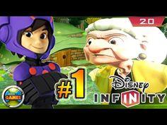 Disney Infinity Hiro [Big Hero 6] Cerco á Floresta Valente #1