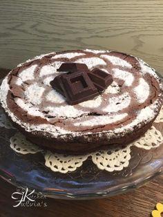 Torta tutto cioccolato Fulvia's Kitchen