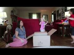 Balloon Gender Reveal with Kids --> LOVE this, from @JessicaNTurner