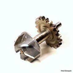 2000 Honda CR250R CR250 CR 250 | Engine Water Pump Impeller  Shaft