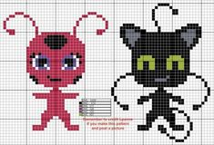 I design cross-stitch patterns based on my nerdy interests. Easy Perler Bead Patterns, Perler Bead Templates, Perler Bead Art, Loom Patterns, Perler Beads, Beading Patterns, Tiny Cross Stitch, Counted Cross Stitch Patterns, Cross Stitch Charts