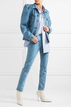 Balenciaga - Denim Jacket - Blue - FR38