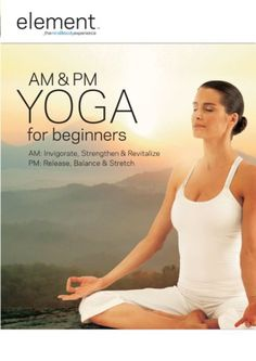 AM & PM Yoga For Beginners with Elena Brower $14.98
