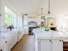 Kitchen Design Ideas #Kitchen #Design Ideas Can a kitchen get better than this? Love the Design! <Kitchen Design Ideas>