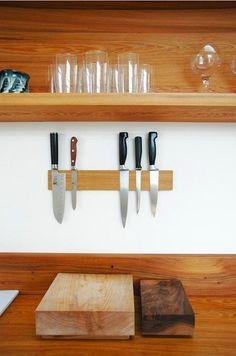 Storage: Pukko Knife Holder by UUSI in Chicago : Remodelista