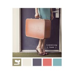 Design Seeds ❤ liked on Polyvore featuring colors, design seeds, color palettes, palette and backgrounds