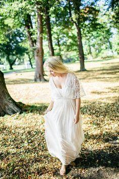 Wedding dress by malena