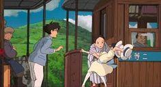 Resultado de imagen para dibujos animados de hayao miyazaki