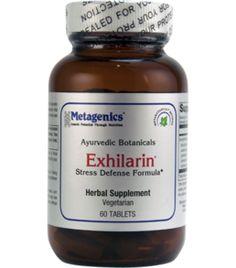Exhilarin® | Metagenics