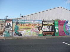 Belfast, the Northern Ireland, UK