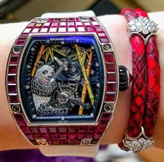 For Women With Fine Test: Luxury Watches Fancy Watches, Expensive Watches, Cool Watches, Rolex Watches, Richard Mille, Luxury Watch Brands, Luxury Watches For Men, Mens Sport Watches, Hand Watch