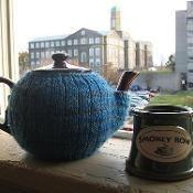 Tea Mitten - via @Craftsy