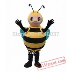Hot selling Fierce Hornet Adult Mascot Costume fancy dress For Festivals party