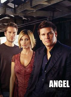 Angel, Wes and Cordy :)