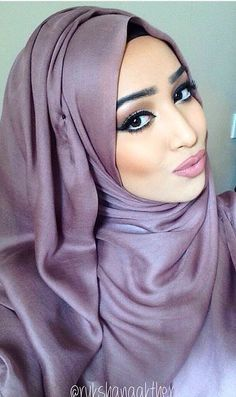 Hijab sexy wife