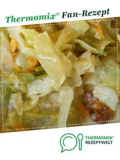 Spitzkohl-Currytopf von Inah. Ein Thermomix ® Rezept aus der Kategorie Hauptgerichte mit Gemüse auf www.rezeptwelt.de, der Thermomix ® Community.