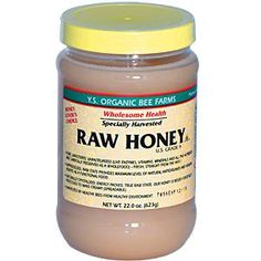 Organic. Loaded with live enzymes, vitamins, and minerals!  Fresh and straight from the hive!