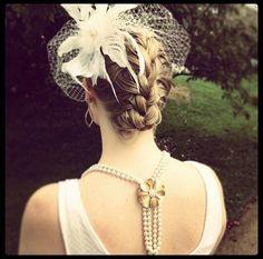Dramatic wedding jewelry. #premierdesigns