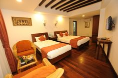SUPER DELUXE ROOM WITH BATH TUB (DOUBLE BED) #HotelinNepal #HotelinKathmandu
