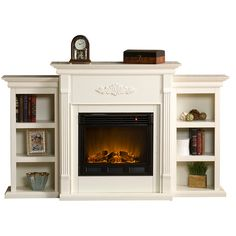 found it at wayfair aghaleck electric fireplace