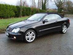 2008 Mercedes-Benz CLK550 Cabriolet 5.5L V8/382 HP