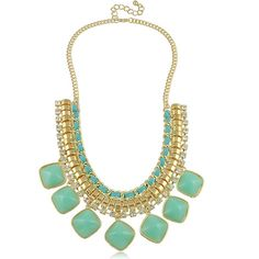 Newest Fashion Statement Necklaces for Women Fashion Jewelry Necklaces (Mix Minimum order is 10USD) $6.99