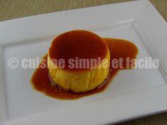 crème renversée au caramel 06
