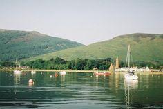 Lamlash Bay - Isle of Arran, Scotland