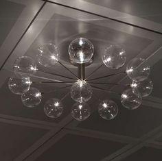modern ceiling lamps. Cluster Wheel PL13 Ceiling Light Modern Lamps E