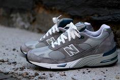 New Balance 991 - Light Grey