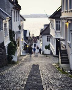 Bergen Norway's Second City and the Gateway to the Fjords. Photo by @lucy_thefox on Instagram.