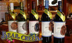 bear creek winery alaska
