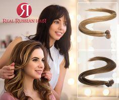 #russianhair #realrussianhair #hairextensionspecialist #hairextensions 👸 👩 Best Hair Extensions EVER !! Découvrez le meilleur de l'extensions de cheveux naturel en cheveux Caucasien Russe.  #flattip #keratinhair #hairextension #bondingextensions #hairextensions #russianhairextension #realrussianhair #besthairextension #longhair