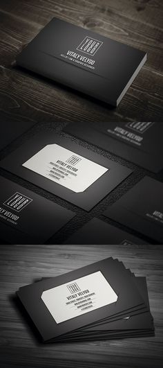 Designers Business Card PSD Templates - 23 #businesscards #psdtemplates #businesscarddesign #premiumbusinesscards