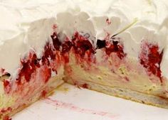 Fashion and Lifestyle Raspberry Recipes, Fruit Recipes, Sweet Recipes, Cookie Recipes, Dessert Recipes, Brze Torte, Kolaci I Torte, Torte Recepti, Posne Torte