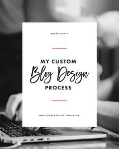 My Custom Blog Design Process for Content Creators, Brand identity, brand strategy, Web Design Projects, graphic designer, brand identity, blog design, branding