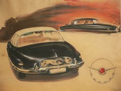 TATRA 603 (1956-1962) Poster