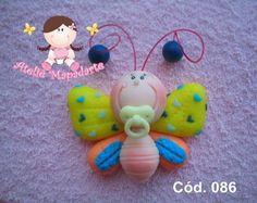 Cód. 086 Molde de borboleta