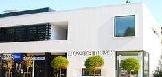 Il Palazzo del Turismo di Gatteo a Mare