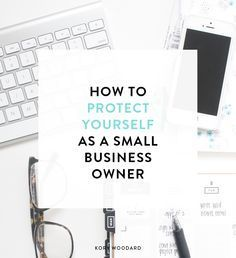 When you're running your own small business, regardless of what you're doing, it's important that you have a contract in place to protect yourself. Here are a few terms you need to include...