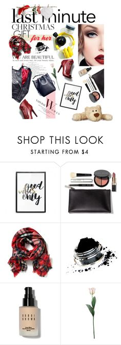 """Last minute Christmas Gift for her"" by tinchy ❤ liked on Polyvore featuring Bobbi Brown Cosmetics, Rebecca Minkoff, Old Navy, Isabel Marant, Laura Cole, giftguide, Christmas, gifts and Holidaygifts"