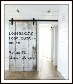 My Interior Inspirations – Homemaking Done Right…Again! Video