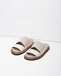 MAISON MARGIELA LINE 22 | Two Strap Sandal | Shop @ La Garçonne