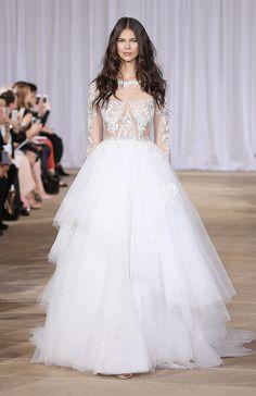 Ines Di Santo 'Aliora' gown. Celebrating all of the beautiful women who wear Ines Di Santo!
